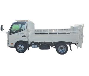 産業廃棄物収集運搬車 2t平ボディ